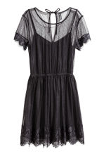 Abito in tulle - Nero - DONNA | H&M IT 2