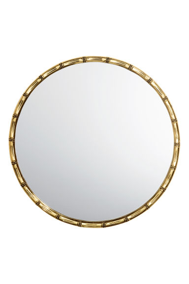 Miroir rond - Doré - Home All | H&M FR 1