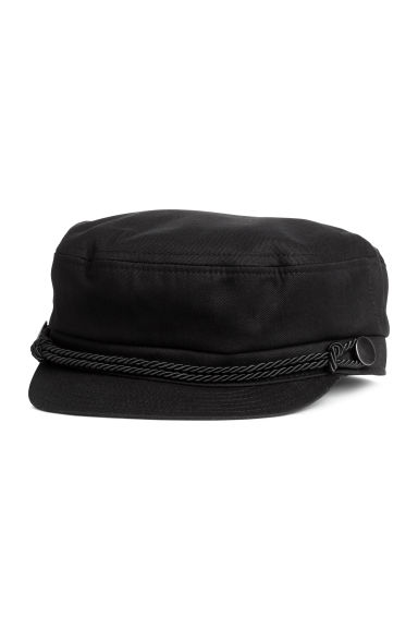 Sailor's cap - Black -  | H&M 1