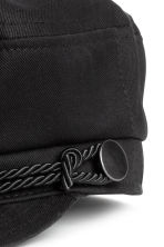 Sailor's cap - Black -  | H&M 2