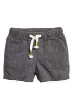 Pull-on shorts - Dark grey -  | H&M 1