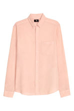 Shirt Regular fit - Light apricot - Men | H&M CN 2