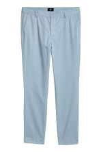 Cotton chinos Slim fit - Light grey - Men | H&M 2
