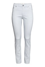 Ankle-length trousers - Light grey - Ladies | H&M 2