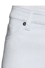 Ankle-length trousers - Light grey - Ladies | H&M 4