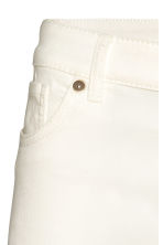Ankle-length trousers - White - Ladies | H&M GB 3