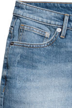 Denim short - Denimblauw - DAMES | H&M NL 4