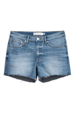 Denim short - Denimblauw - DAMES | H&M NL 2