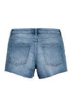 Denim short - Denimblauw - DAMES | H&M NL 3