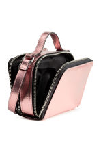 Mini shoulder bag - Pink/Metallic - Ladies | H&M 2