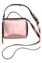Mini shoulder bag - Pink/Metallic - Ladies | H&M 3
