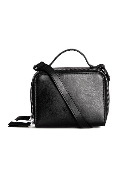 Mini shoulder bag - Black - Ladies | H&M CA 1