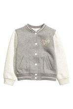 Teddy - Gris chiné - ENFANT | H&M FR 2