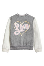 Teddy - Gris chiné - ENFANT | H&M FR 3