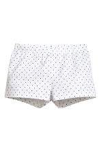 Jersey pyjamas - White/Butterflies - Kids | H&M 2
