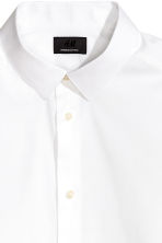 Stretch shirt Skinny fit - White - Men | H&M 3