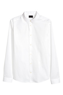 Chemise extensible Coupe mince