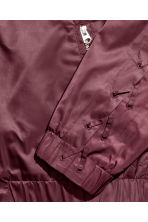 Bomber jacket - Burgundy - Men | H&M 3
