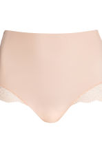 2-pack light shaping briefs - Chai - Ladies | H&M CN 3