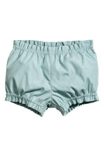 Blouse and shorts - Light petrol - Kids | H&M 2
