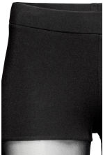Mesh leggings - Black - Ladies | H&M 2