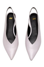 Slingbacks - Ljuslila - Ladies | H&M FI 2
