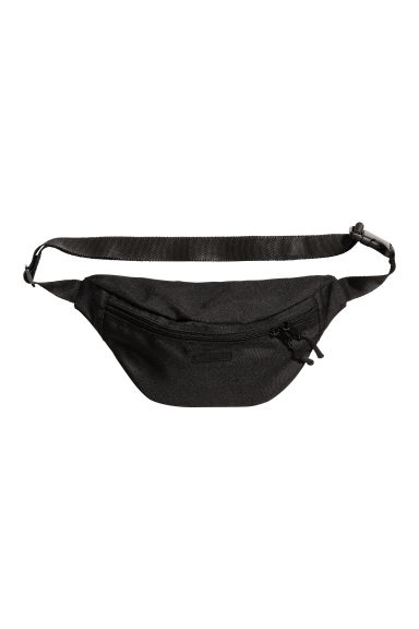 Waist bag - Black - Men | H&M CN 1