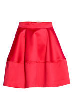 Flared skirt - Red - Ladies | H&M 2