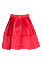 Flared skirt - Red - Ladies | H&M 3
