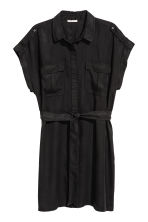 H&M+ Cargo dress - Black - Ladies | H&M 2