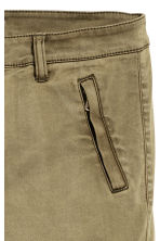 H&M+ Cargo trousers - Khaki green -  | H&M 4