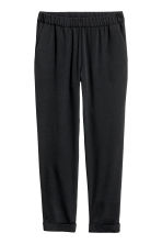 Pull-on broek - Zwart - DAMES | H&M BE 2