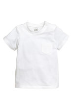 T-shirt - Bianco -  | H&M IT 1