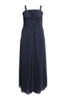 H&M+ Draped bandeau dress