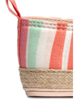 Espadrilles - Multistriped - Kids | H&M CN 5