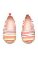 Espadrilles - Multistriped - Kids | H&M CN 1