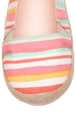 Espadrilles - Multistriped - Kids | H&M CN 6