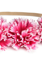 Hairband with flowers - Cerise - Kids | H&M CN 2