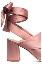 Mules - Powder pink - Ladies | H&M GB 4