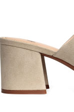 Mules - Light mole - Ladies | H&M CN 4
