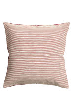 Copricuscino jacquard - Ruggine/righe - HOME | H&M IT 2