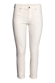 Slim Cropped Regular Jeans