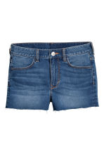 Denim shorts - Denim blue - Ladies | H&M 2