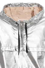 Shimmering metallic jacket - Silver - Ladies | H&M 3