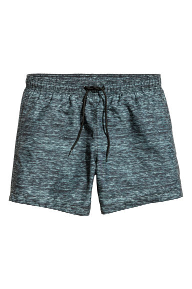 Swim shorts - Dark grey marl - Men | H&M 1
