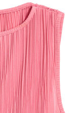 Pleated top - Pink - Ladies | H&M 3