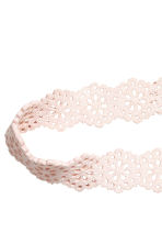 2-pack chokers - 银色/粉红色 - Ladies | H&M CN 2