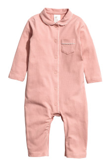 Pima cotton pyjamas