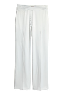 H&M+ Pantalon large en satin