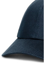 Cotton twill cap - null - Ladies | H&M CN 3